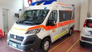 Ambulanza lato dx
